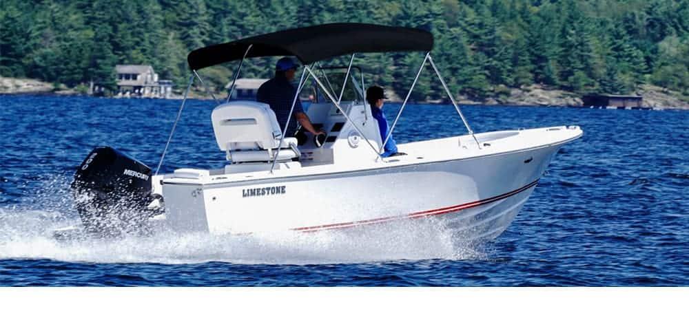 Limestone Boats - 200CC Center Console