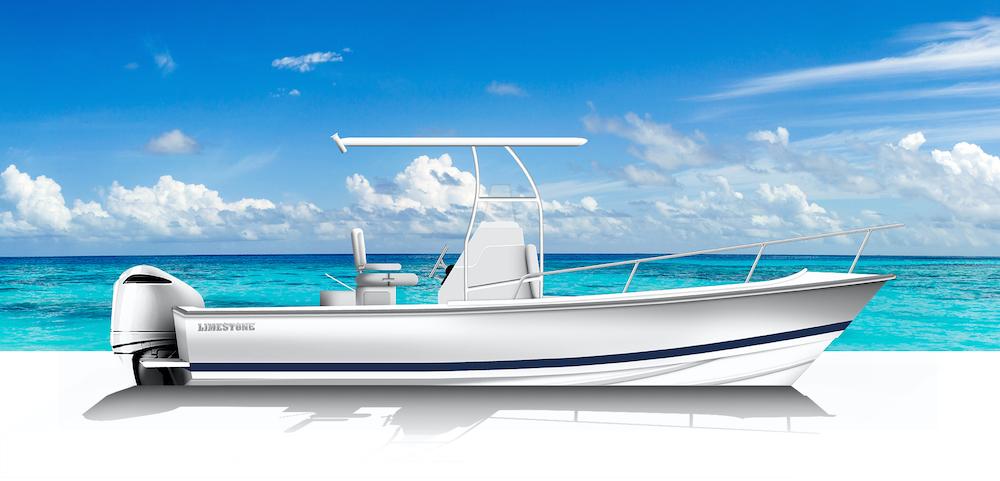 Limestone Boats 200CC Center Console
